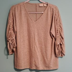 Chicos Size 1 Top